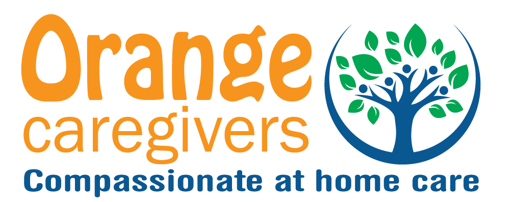 Orange Care Givers